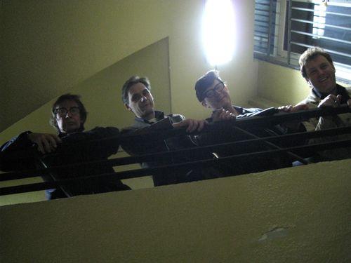 Rapiers.madrid.stairwell