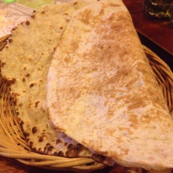 Taftoon bread